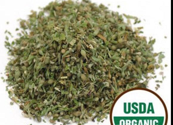 Organic Catnip Leaf