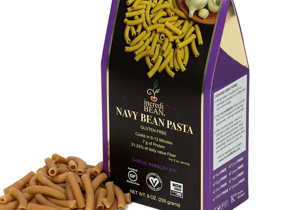 Garlic Parsley - Navy Bean Gluten Free Pasta