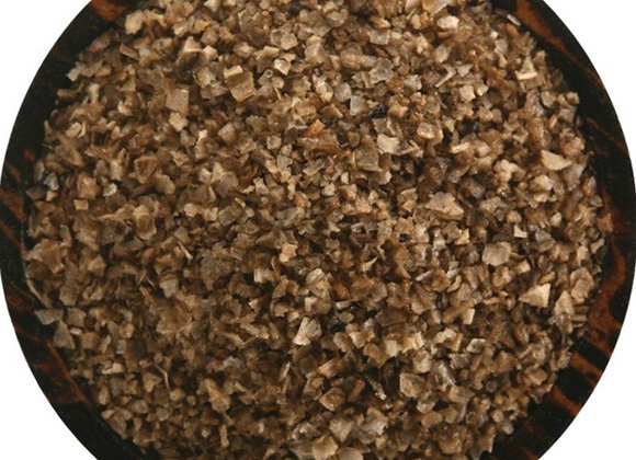 Hickory Smoked Sea Salt (Coarse Grind)