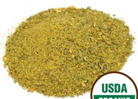 Organic Lemon Pepper (Salt Free)