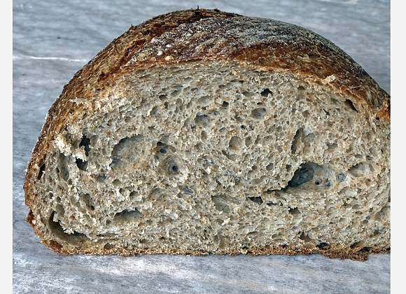 Rustic Rye (Small Loaf)