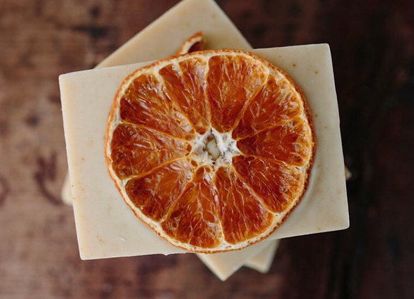 Bergamot Orange Goat Milk Shae Bar