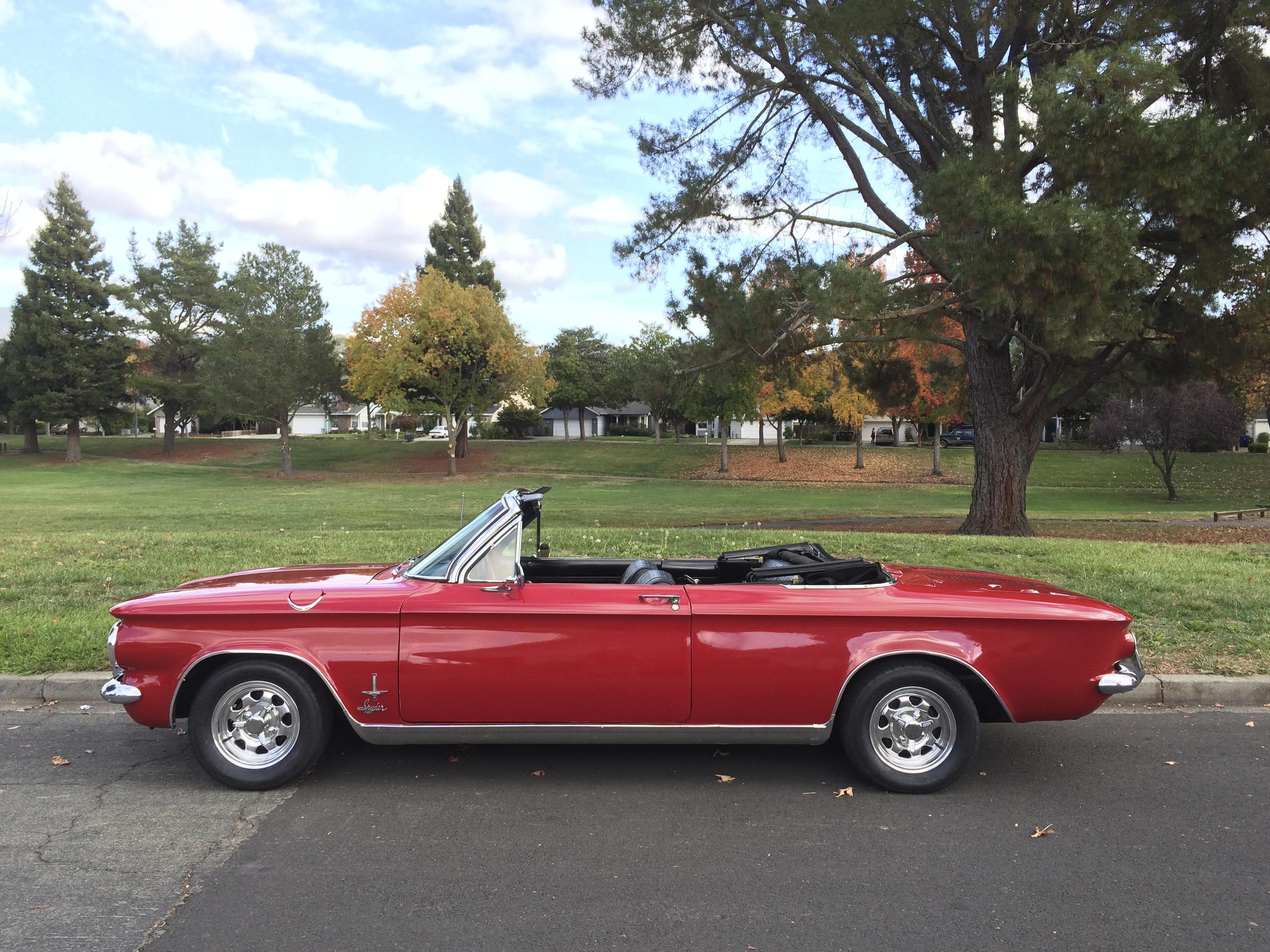 1964 Spyder Convertible