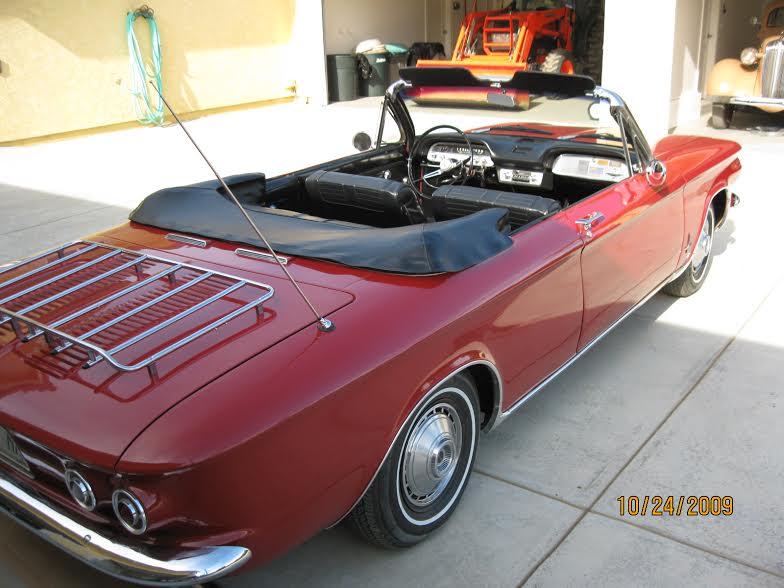 1964 Monza Convertible