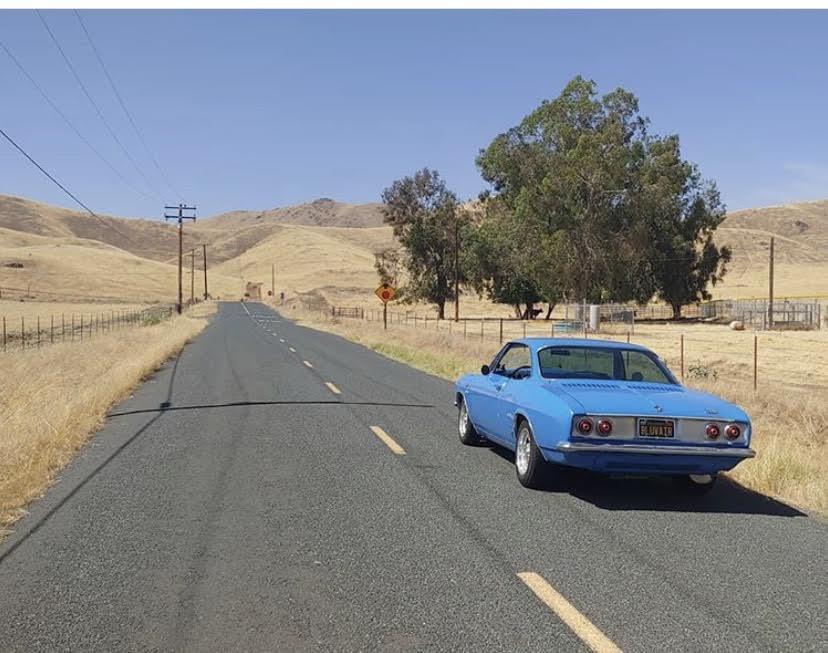 1966 Corsa Turbo Coupe