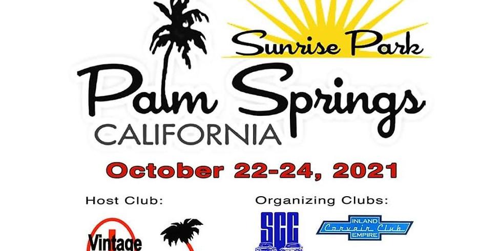 Palm Springs Fan Belt Toss and Swap Meet