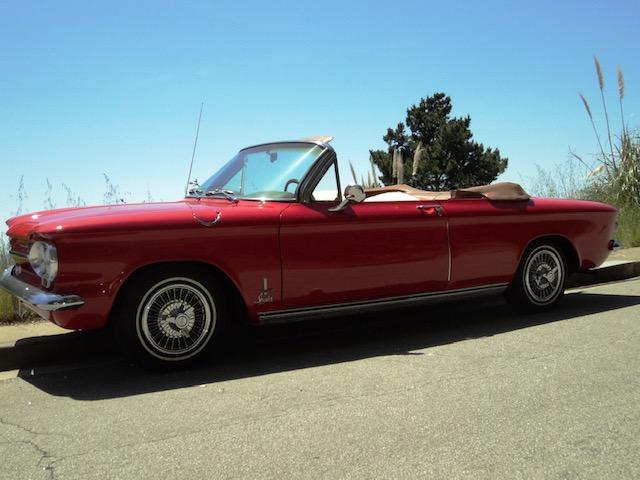 1963 Monza Convertible