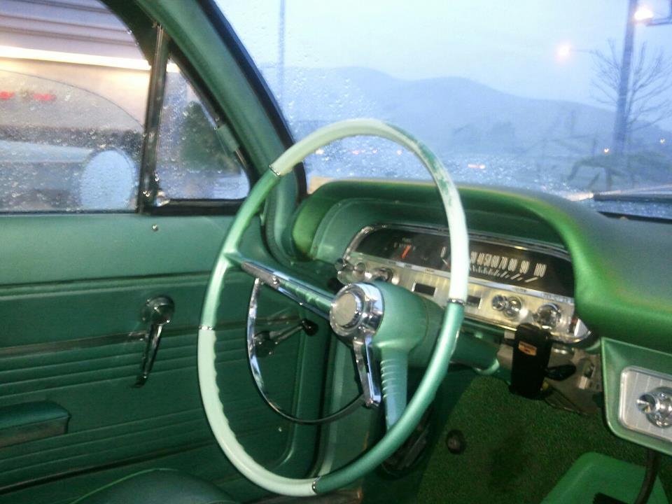 1961 Monza Sedan