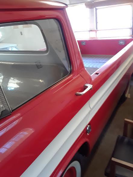 1961 Loadside Truck