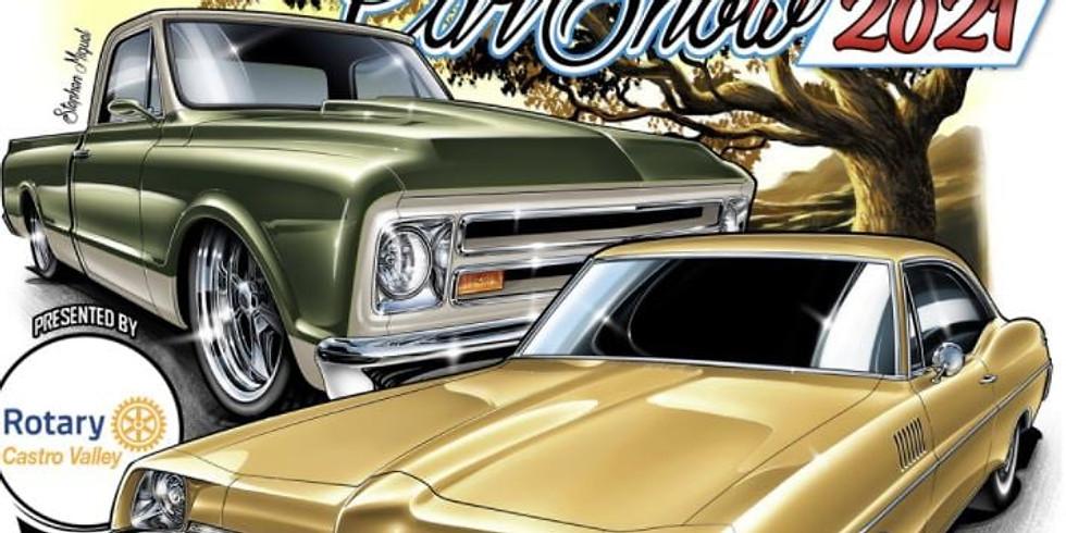 14th Annual Castro Valley Car Show