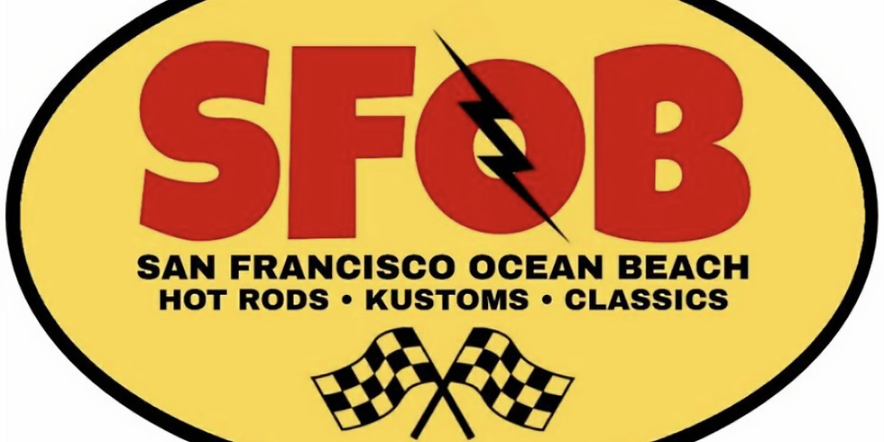 SFOB Monthly Meetup Ocean Beach San Francisco