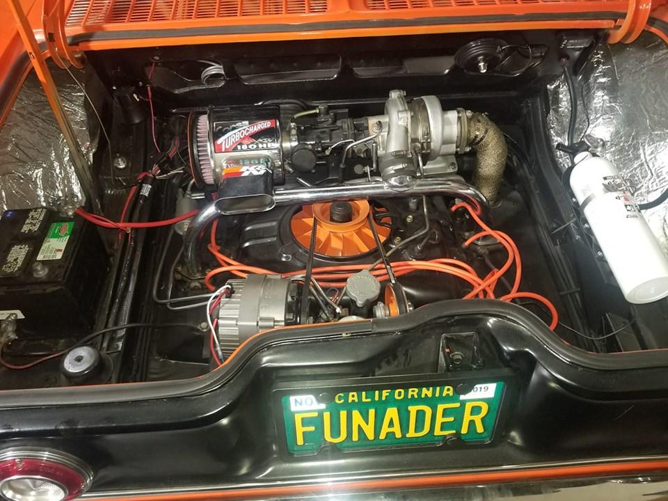 1965 Corsa Turbo Coupe