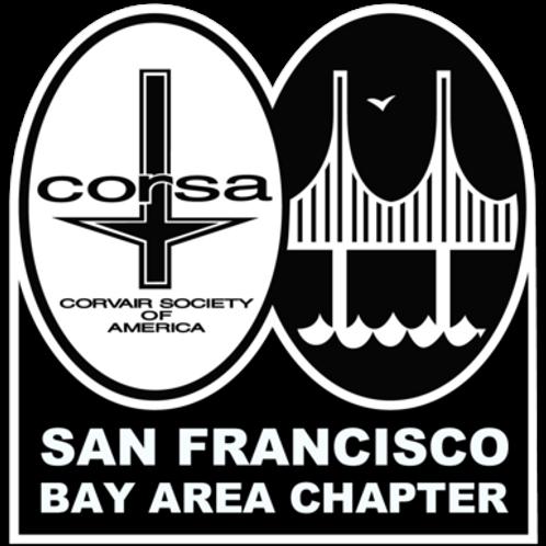 SFBA CORSA Vinyl Decal