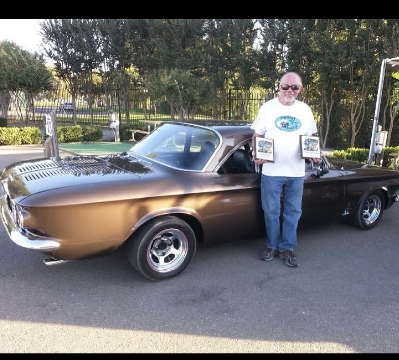 1962 Spyder Coupe