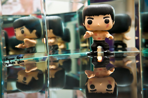 Bruce Lee & The Hall of Mirrors
