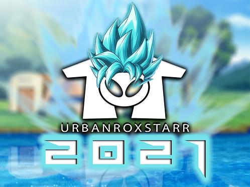URBANROXSTARR (DRAGONBALL) 2021 CALENDAR