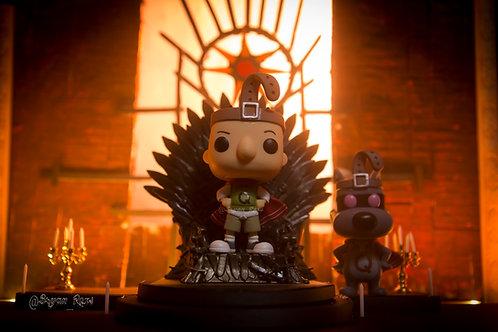 King Quailman of the Seven Kingdoms