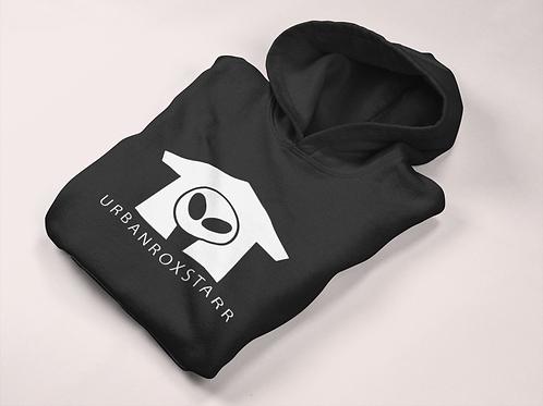 Urbanroxstarr Hoodie(White Logo)