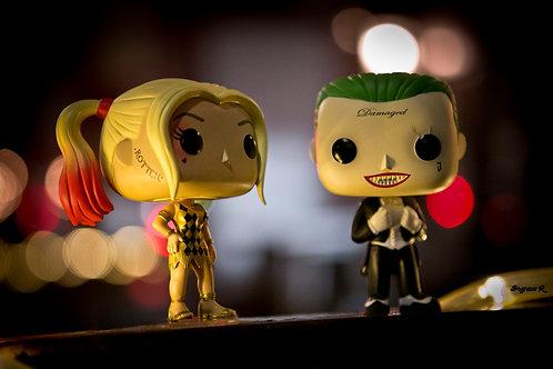 Suicide Squad: Harley Quinn & The Joker