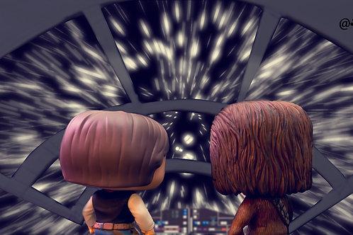 Han Solo & Chewbacca