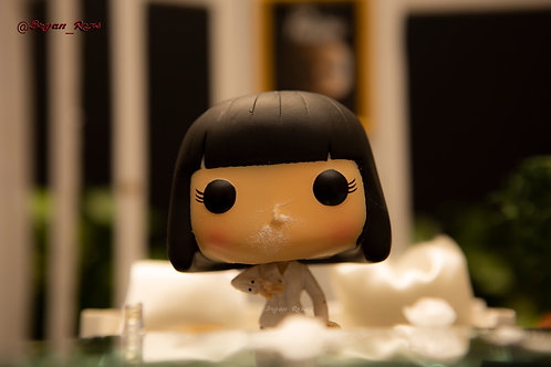 Mia Wallace After The Party