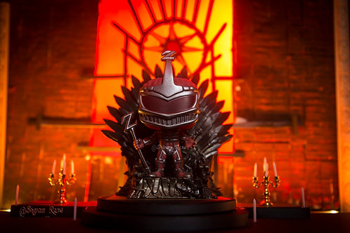 King Lord Zedd of the Seven Kingdoms