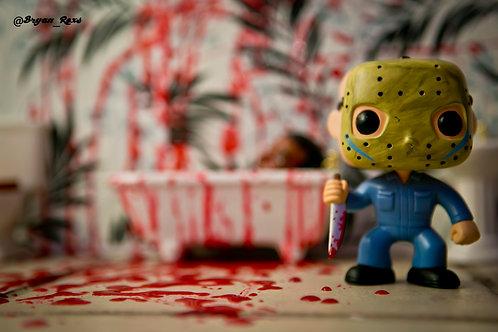 Jason Crime Scene