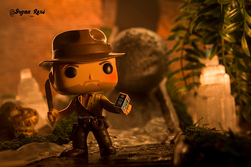 Indiana Jones and grabbing the Holy Grails of Grails!!