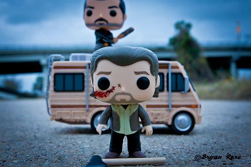 Negan & Rick