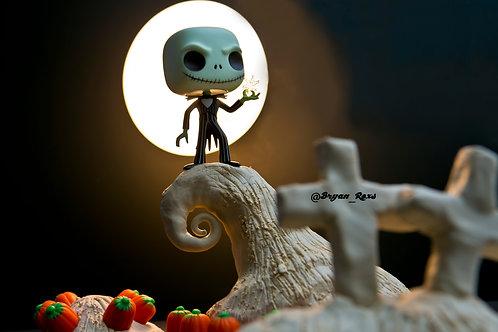 Jack Skeleton on Spiral Hill