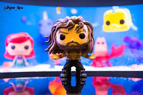 Aquaman @ the aquarium