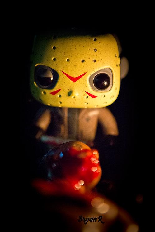 Jason Voorhees crime scene 3