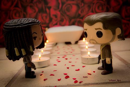 Michonne & Rick