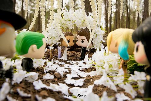 Bella Swan & Edward Cullen Wedding