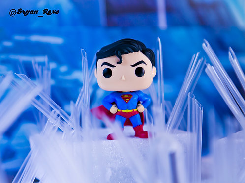 Superman & Fortress of Solitude