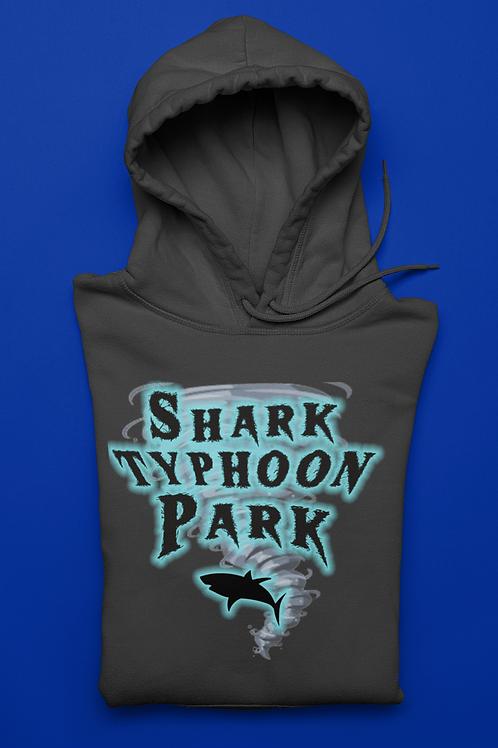 Shark Typhoon Park Hoodie