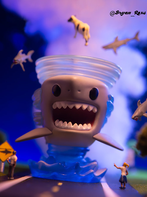 Sharknado (aka Shark Typhoon Park)