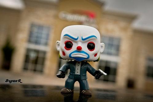 Dark Knight Rises: Bank Robber Joker