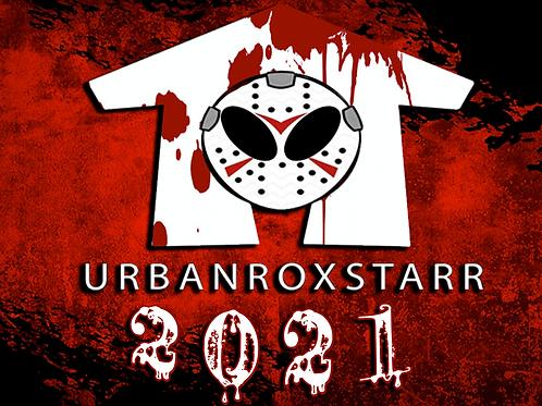 URBANROXSTARR (HORROR) 2021 CALENDAR