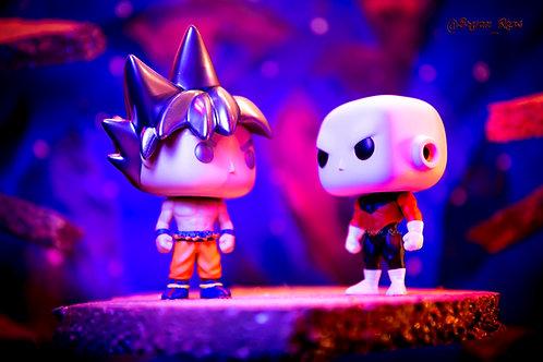 GOKU & JIREN Tournament of Power.