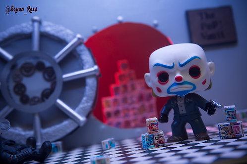 The Joker Funko Fault Heist