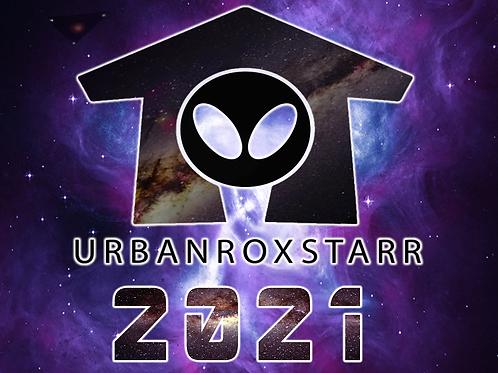 URBANROXSTARR 2021 CALENDAR