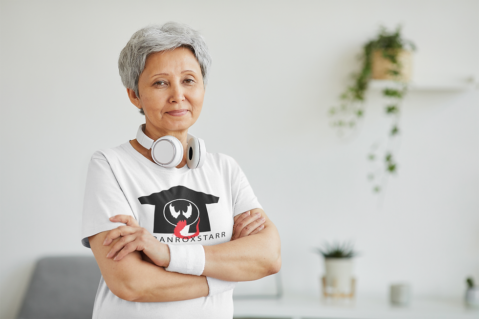 t-shirt-mockup-of-a-senior-woman-posing-