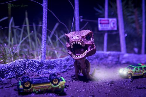 Jurassic Park (T Rex  scene 1)