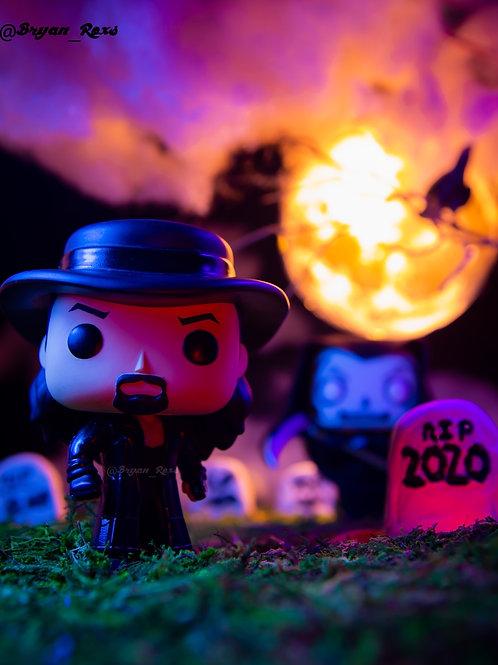 Undertaker RIP 2020