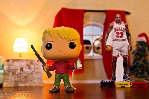 Home alone (Kevin & Micheal Jordan)