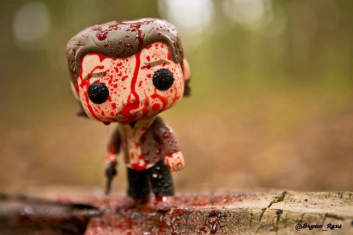 Bloody Rick Grimes