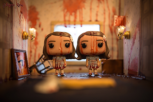 The Grady Twins Bloody (The Shinning v3)