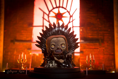 Queen Zombie Girl of the Seven Kingdoms