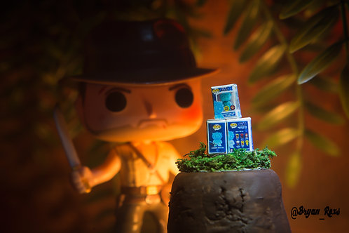 Indiana Jones and the Holy Grails of Funko Grails